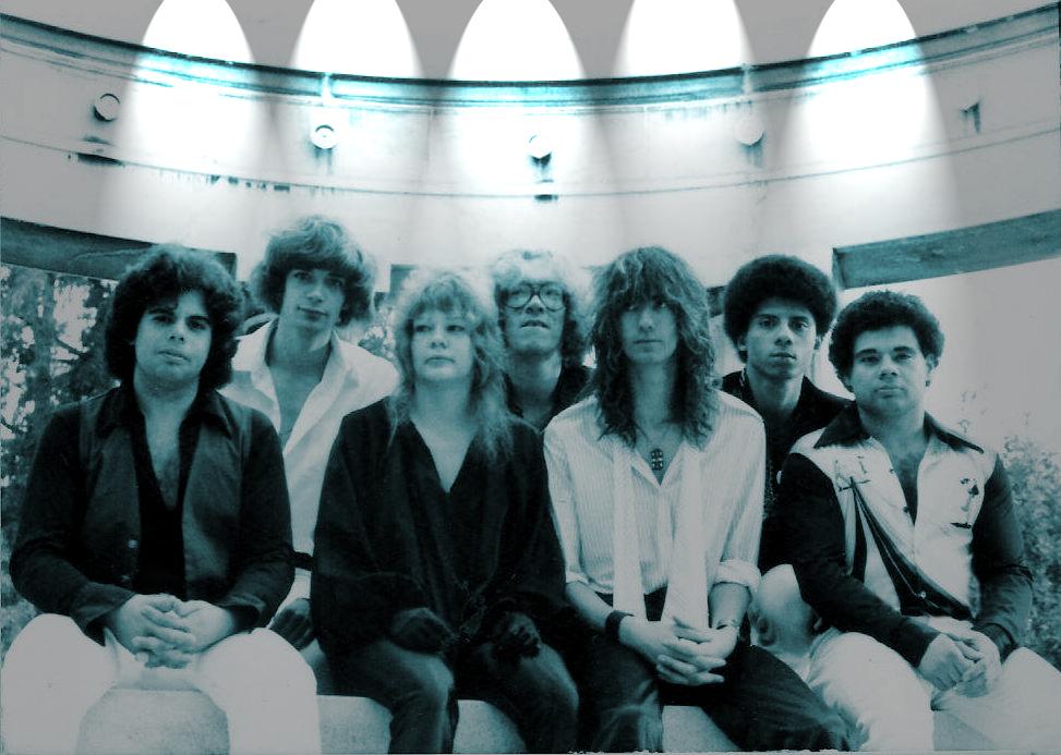 Parousia 1981: Gerry Cannizzaro. Patrick Connolly, Kim Watts, Eric Scheda, Garth Huels, Robert Lowden, Barry Cannizzaro