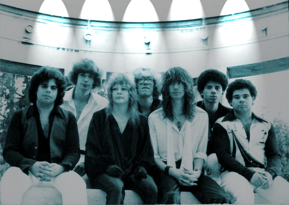 Parousia lights up the Crypt for Daemen College 1981