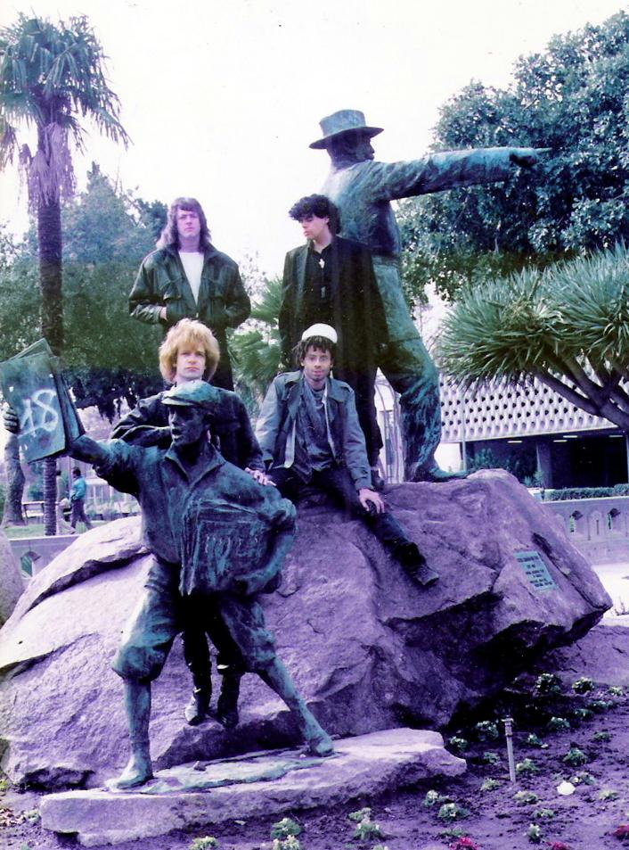 PAROUSIA at Mac Arthur Park, January 1989