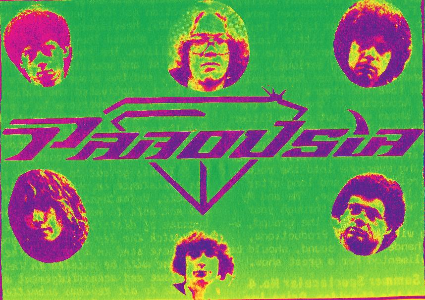 Parousia_1981 -1982