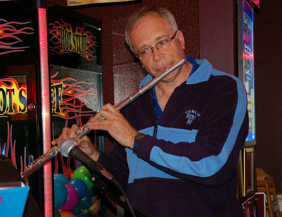 Patt Connolly flute - Zebb's. 05.20.15