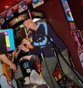 Patt Connolly flute - Zebb's. 05.20.2015