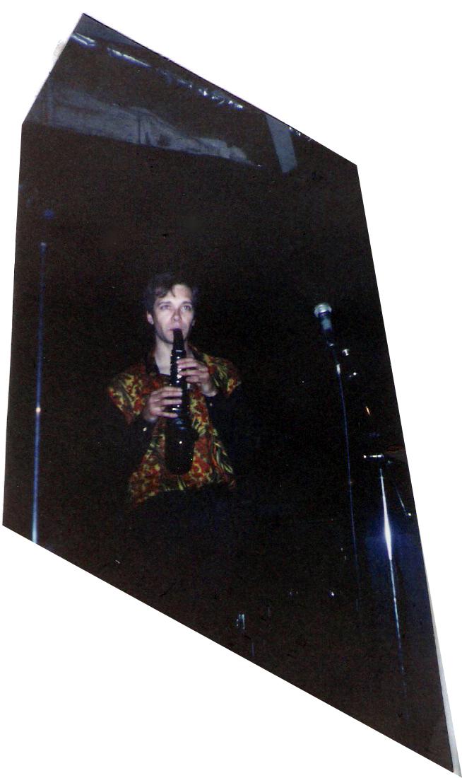 Patt Connolly & his magical MIDI sax