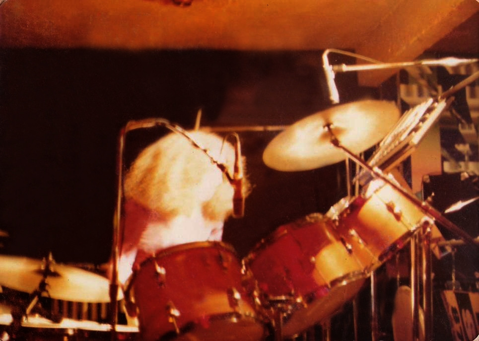 Chuck Kavanaugh, Drums/Percussion for Pegasus 1979