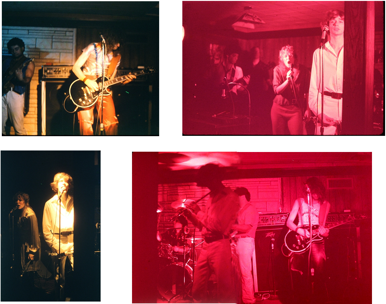 Parousia live - 1980