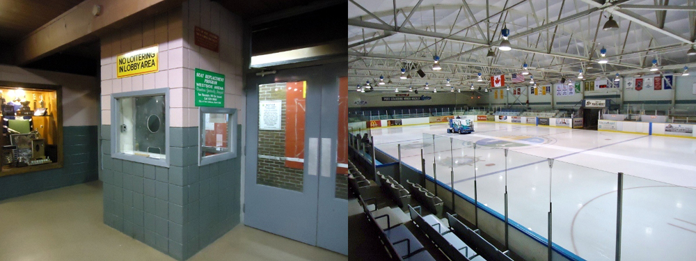 Port colborne box office & arena