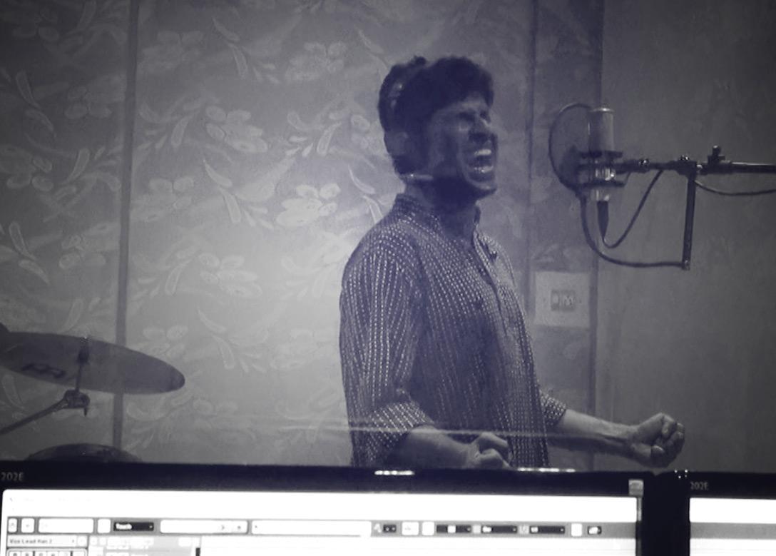 Ranjit Abraham - front man