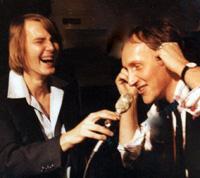 Rick Falkowski & Dale Anderson Nov. 1981