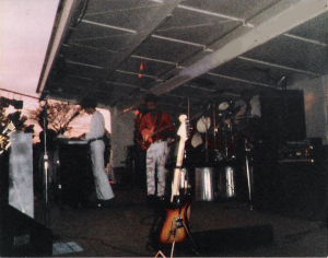 Parousia concert at Riverside Park - June 30th, 1984