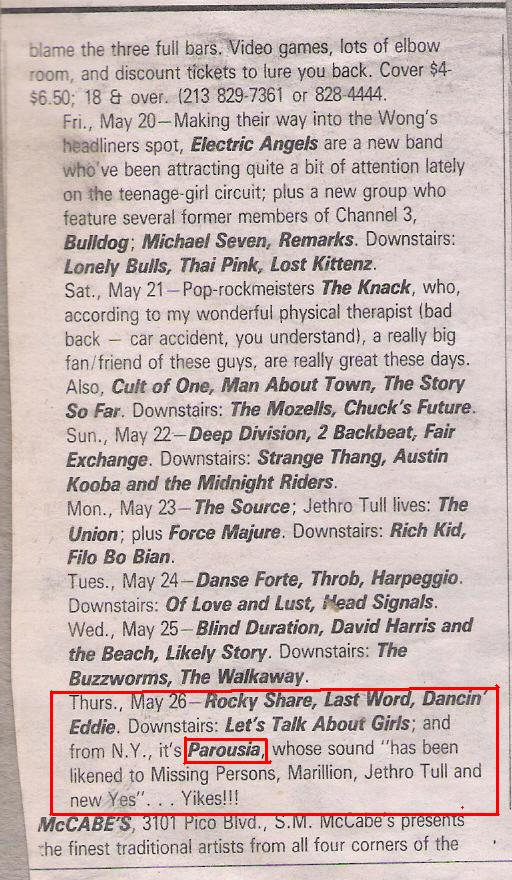 Rock City News - May 1988