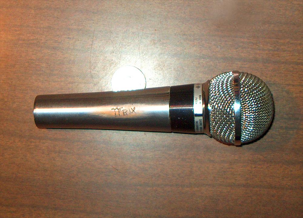 TTRIX mic
