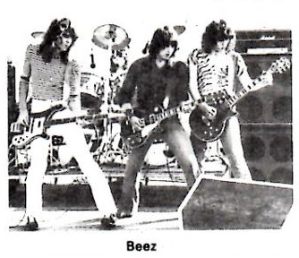 The BEEZ (Cross Roads) 1981