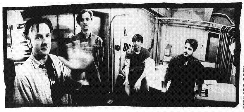 The Jesus Lizard - Friday 02 November 1990, UCLA Cooperage Hall