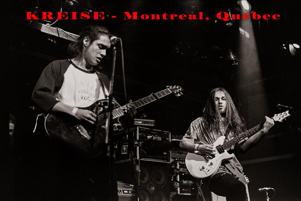Kreise- Montreal live