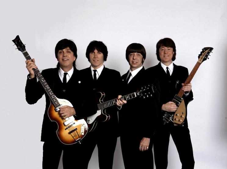 Beatles Tribute band – TWIST& SHOUT