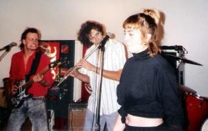 Uncle Rehearsal Studios -December 1989