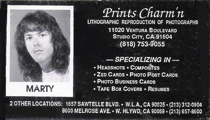 Enter Marty Leggett Keyboards. Dec. 26, 1988
