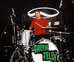 Green Jello drummer – Jim Laspesa (aka: Mick Stadium)