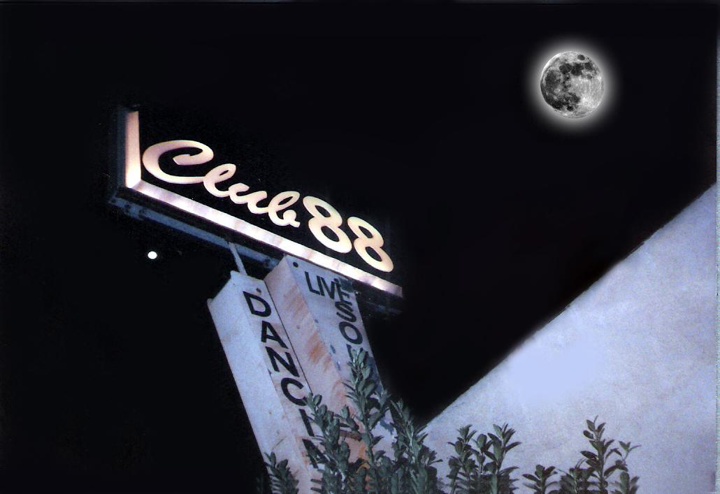 Club 88, 11784 W. Pico Blvd. Los Angeles, CA
