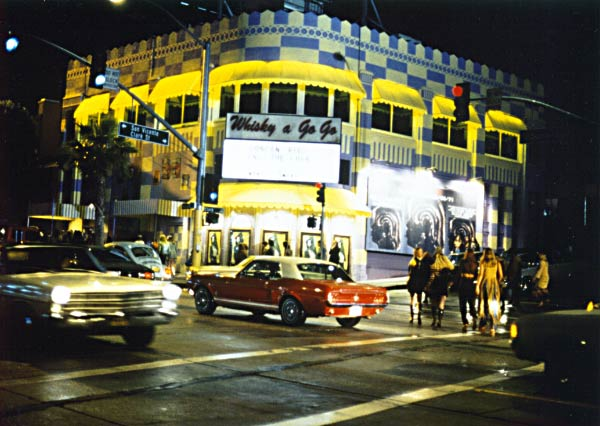 Whisky a-Go-Go Early 1970's