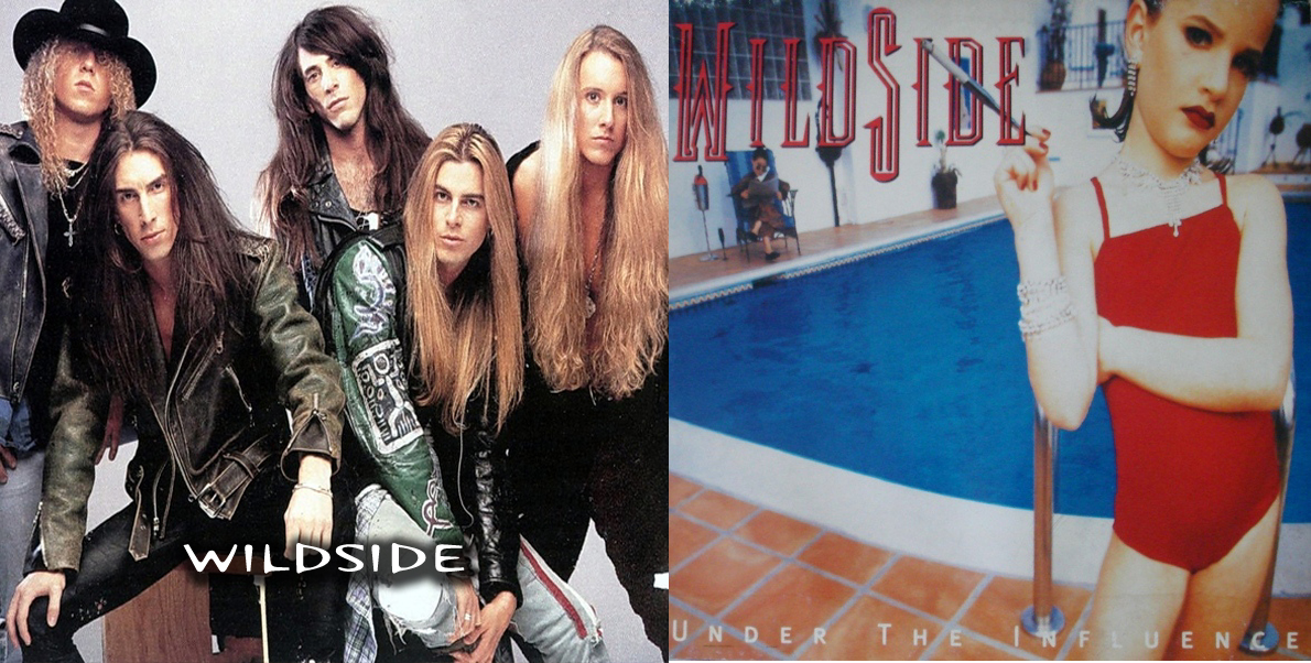 Capitol Records recording artists, Wildside, (formerly Young Gunns)