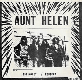Aunt Helen - Big Money + Rebecca (1978) featuring Kent Weber