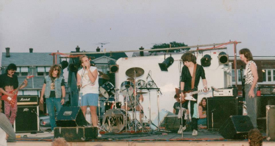axemen riverside 1987