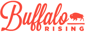 buffalo rising logo