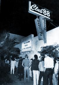 Club 88 in 1988