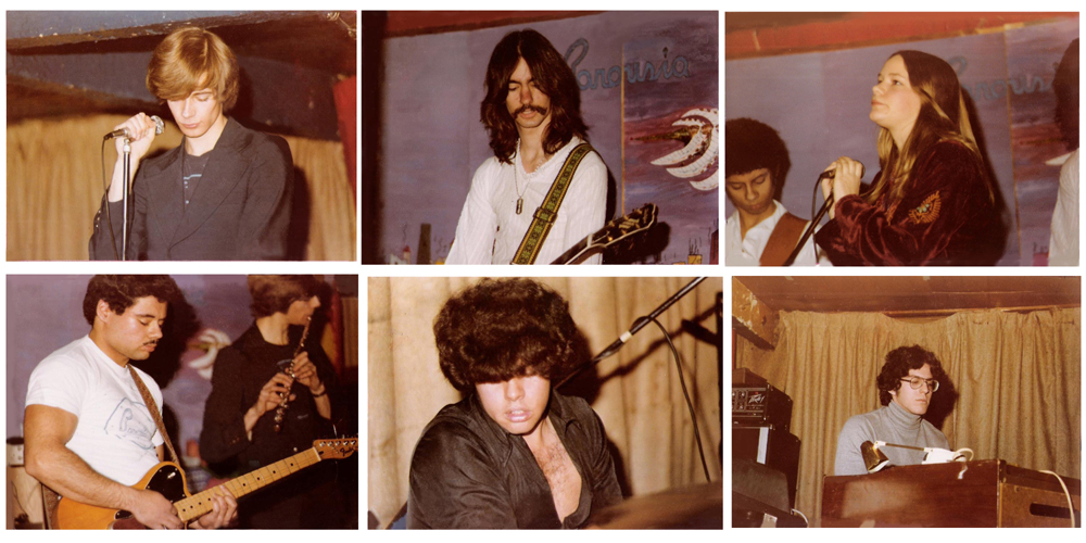 Parousia: first show with Kim Watts; Mc Van's November 22, 1978