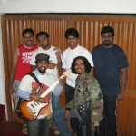 The Progressive rock band PAROUSIA of India