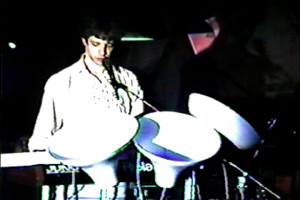 Patt - Time & Space show at the Plant 6 - Nov. 1985