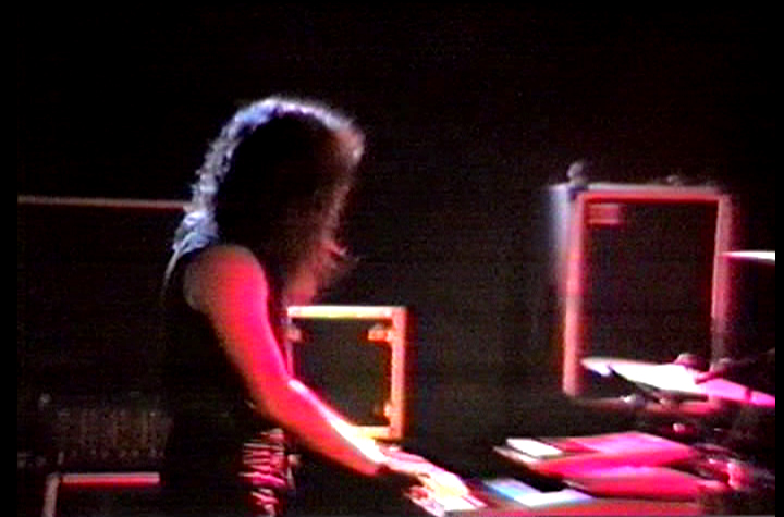 Marty Leggett (Keyboards) FM Station 1990