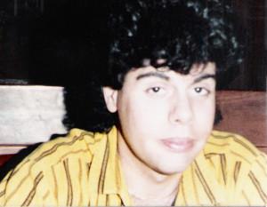 Gerry Cannizzaro, Las Vegas Nevada, 1988