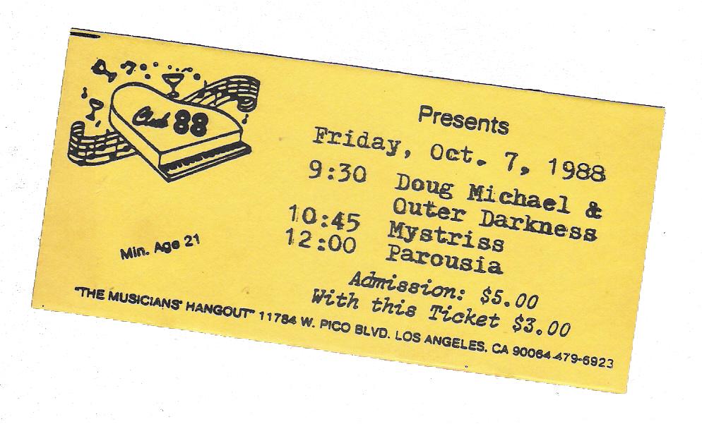 Club88 Ticket