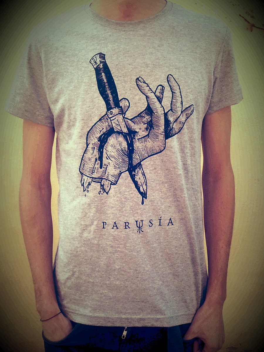 Sold out PARUSIA T-shirt.