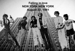 Parousia at New York New York