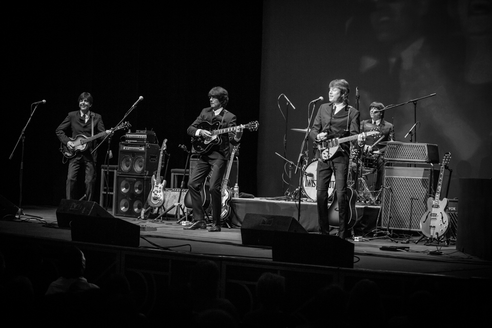 11/02/13 Twist and Shout Beatles Tribute @ The Fox
