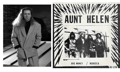 Kent Weber & Aunt Helen
